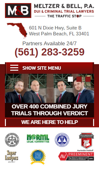Criminal Defense Law Firms In West Palm Beach