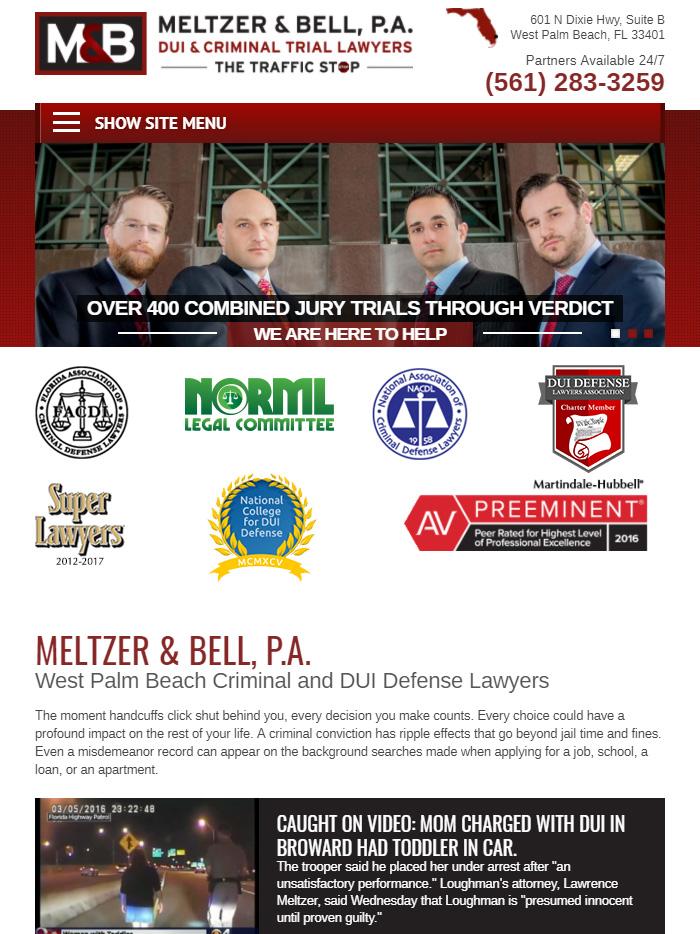 Criminal Defense Attorneys West Palm Beach Fl
